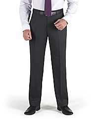 Pierre Cardin Charcoal Twill Suit