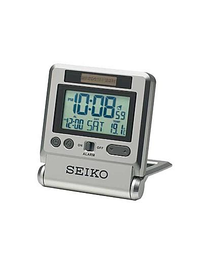 Image of Seiko LCD Travel Alarm Clock