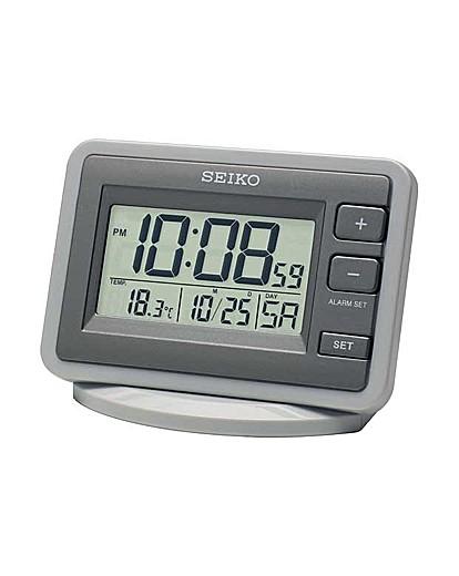 Image of Seiko LCD Alarm Clock