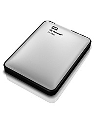 WD 500GB MYPASSPORT FOR MAC PORTABLE HDD