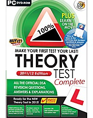 Theory Test Complete 2011/2012 Edition