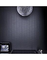 Contour Antibac Sparkle Black Wallpaper