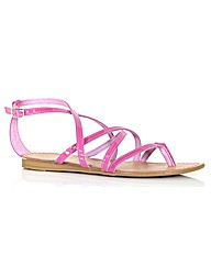 Moda in Pelle Ordita Ladies Sandals