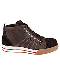 Red Brick Smaragd Brown S3 Boot