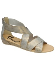 Ravel Jibe rear zip low wedge sandal