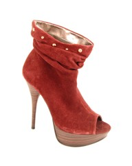 Zandra Rhodes Carpice Ankle Boot