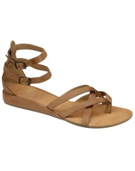 Ravel Jones low wedge strappy sandal