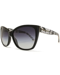 Dolce & Gabbana Lace Detail Sunglasses