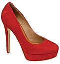 Ravel Joanne platform court shoe