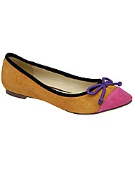 Ravel Jaime pointed toe flat pump