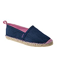 Pineapple Goa Canvas Espadrile