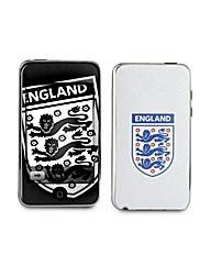 ipod touch skin england home - white