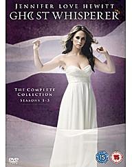 Ghost Whisperer - Complete Seasons 1-5
