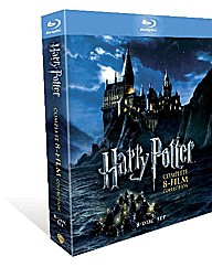 Harry Potter Collection - Years 1-7B