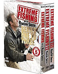 Extreme Fishing - Series 1-3