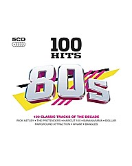 Various Artists 100 Hits (80's)
