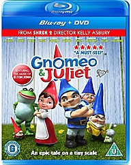 Gnomeo & Juliet (Blu-Ray+DVD)