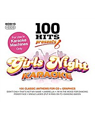 Various Artists 100 Hits - Girl's Night