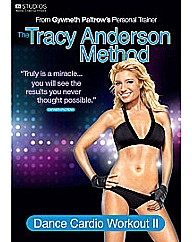 Tracy Anderson Method - Dance Cardio Wor