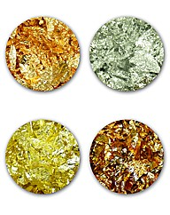 Magical Metallics Gilding flakes