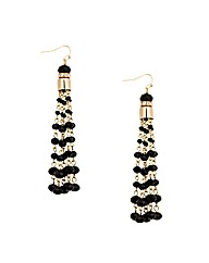 Mood Tassel Drop Earring