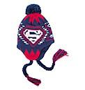 DC Comics Superman Woven Acrylic Beanie