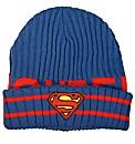 DC Comics Superman Acrylic Knit Beanie