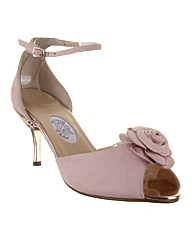 Hassall Sugar Plum Rose Pink Shoes