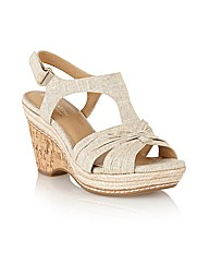 Naturalize Linore Casual Sandals