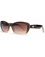 Arete Flared Sunglasses