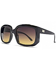Delphus Square Sunglasses