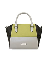 Love Juno Snake Winged Tote