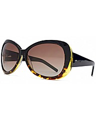 Storm Black Butterfly Sunglasses