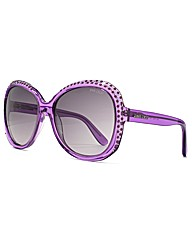 Jimmy Choo Lu Sunglasses