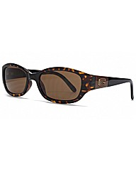 Guess Small Oval Sunglasses