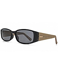 Guess Faceted Temple Sunglasses