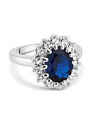 Jon Richard Kate Cubic Zirconia Ring