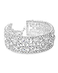 Jon Richard Diamante Crystal Bracelet