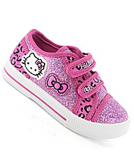 Hello Kitty West Canvas