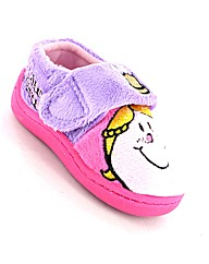 Little Miss Princess Crown Slipper