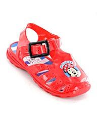 Minnie Mouse Venice Jelly Sandal