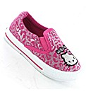 Hello Kitty Ulysses Slip On Canvas