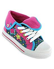 Goody 2 Shoes Eos Hi Top Canvas