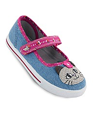 Goody 2 Shoes Minerva Canvas