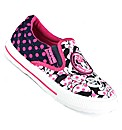 Minnie Mouse Marina Slip On Canvas