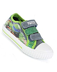 Turtles Franklin Canvas Shoe