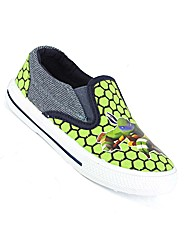 Turtles Foulton Slip On Shoe