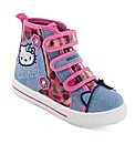 Hello Kitty Everest Hi Top Canvas