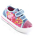 Peppa Canary Canvas Shoe