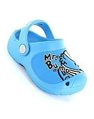 Mr Bump Clog
